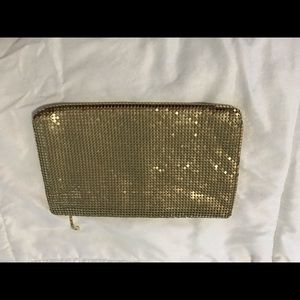 Vintage Whiting & Davis clutch